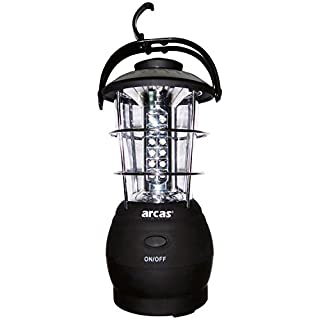 arcas - super bright LED Camping Lantern - 36 white LED´s