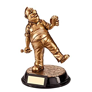A1 PERSONALISED GIFTS Beer Belly Darts Trophies