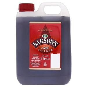 41xrV7kQ0lL. SS300  - Sarson's Malt Vinegar 2L