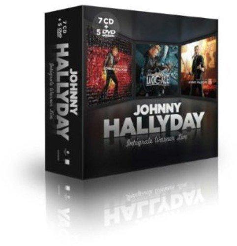Intégrale Warner Live (Coffret 7 CD + 5 DVD)