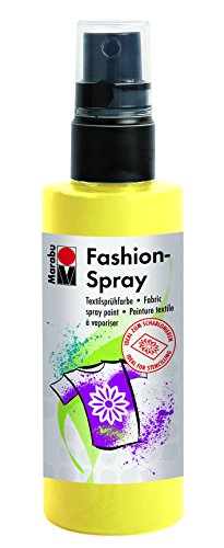 marabu-171950020-fashion-spray-vernice-per-tessuti-100-ml-giallo-zitron