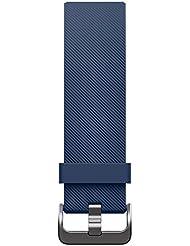 Fitbit Blaze Bracelet classique, Bleu, Taille L