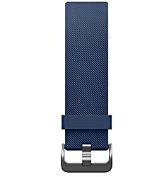 Fitbit Blaze Accessory Band, Large (Classic/Blue)