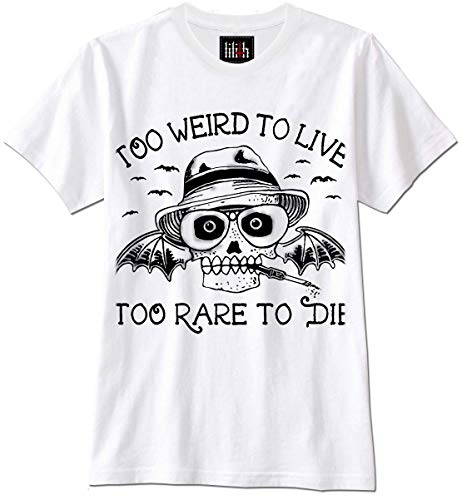 Lilith T-Shirt Fear and Loathing In Las Vegas Dr. Gonzo Raul Duke Johnny Depp, L