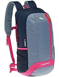 Quechua 20 Ltrs Grey and Purple Rucksack (8382940)