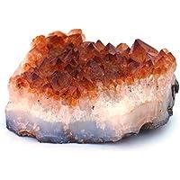Reiki Healing Energy Charged Raw Citrin Kristallstein, 411 g (vorteilhaft für die Reinigung) preisvergleich bei billige-tabletten.eu