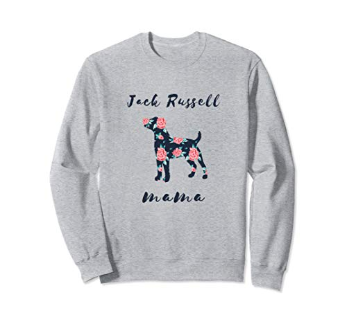 Jack Russell-Hundemamma, Jack Russell-Liebhaber-Geschenke Sweatshirt -
