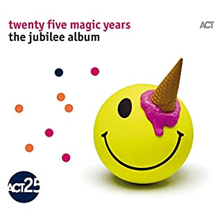 Twenty Five Magic Years:the Jubilee Album