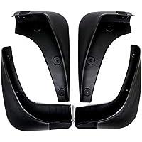Para Sportage 2011-2016 4pcs Barro plástico PP Flaps Protección contra salpicaduras Fender Car Styling