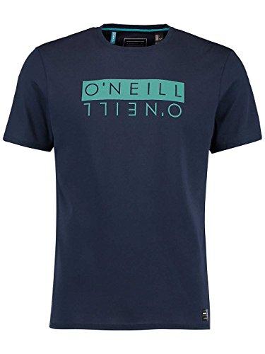O' Neill–Duo Hybrid t-shirt Ink Blue
