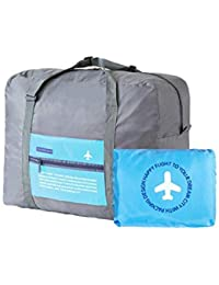 Jeval Waterproof Luggage Travel Bag Large Capacity Nylon Folding Messenger Bag Travel Storage Organizers Clothes...