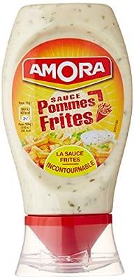 Amora Sauce Pommes Frites 260 g