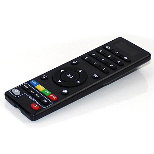 Hinmay android tv box remote control replacement controller for andriod box t95 x t95 m t95 n mxq pro m8 smart set top tv box s905 x iptv streaming media player