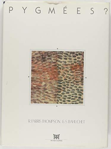 Pygmées?: Peintures sur écorce battue des Mbuti (Haut-Zaïre) : catalogue d'exposition : 30 mai [au] 29 septembre 1991