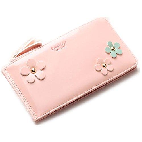 zando-damen-flower-bifold-lange-geldborse-multi-card-organizer-mit-reissverschluss-pocket-gr-einheit