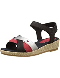 d4062d3513711 Amazon.co.uk  Tommy Hilfiger - Sandals   Girls  Shoes  Shoes   Bags