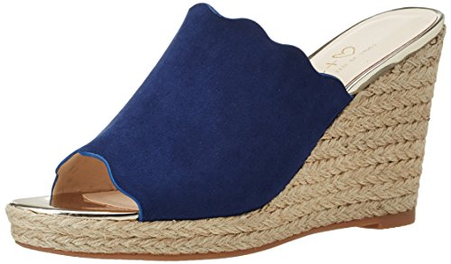 Another Pair of Shoes Werae1, Mules Femme Bleu (Navy78)