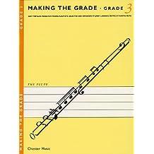 Making The Grade Grade Three (Flute) Flt