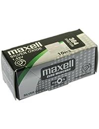 MAXELL SR621SW - 364 - Pila de Óxido de Plata 1.55V - PACK 10 UNIDADES - ENVÍO GRATIS!