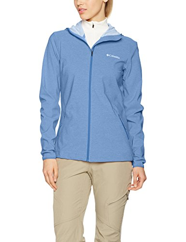 Columbia Damen Heather Canyon Softshell Jacke, Medieval, M