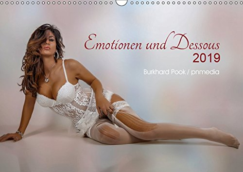 Emotionen und Dessous (Wandkalender 2019 DIN A3 quer): Junge Frauen in sexy Dessous (Monatskalender, 14 Seiten ) (CALVENDO Menschen)