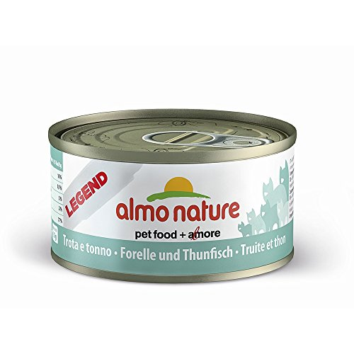Almo Nature HFC 70 Natural - Forelle & Thunfisch - 24x 70 g