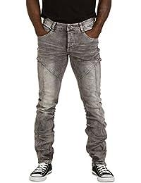Jeans Homme - Regular Fit Gris denim homme jean MATT