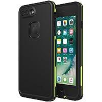 LifeProof Fre wasserdichte Schutzhülle für Apple iPhone 8 Plus, schwarz