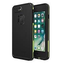 LifeProof 77-56981 Custodia Serie Fre con Protezione IP-68 e MIL STD 810G-516 per Apple iPhone 7 Plus/8 Plus, Nero