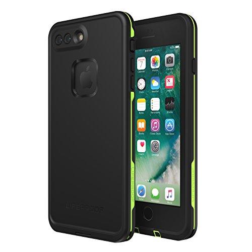 OtterBox LifeProof 77-56981 Custodia Serie Fre con Protezione IP-68 e Mil Std 810G-516 per Apple iPhone 7/8 Plus, Nero