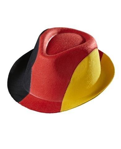 Deutschland Fan-Hut für (Ideen Frauen Fußball Kostüm)