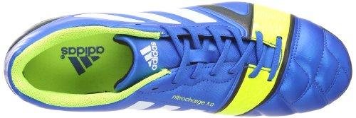 adidas nitrocharge 3.0 TRX AG Q33681 Herren Fußballschuhe Blau (Blue Beauty F10 / Running White Ftw / Electricity)