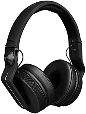 Pioneer HDJ-700-K auricular - Auriculares (Circumaural, Diadema, 5 - 28000 Hz, 2000 mW, 105 dB, 45 Ω)