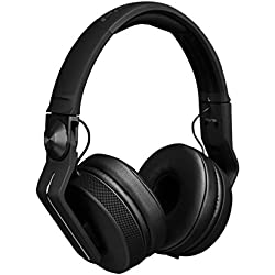 Pioneer HDJ-700-K Negro Circumaural Diadema auricular - Auriculares (Circumaural, Diadema, Alámbrico, 5-28000 Hz, 1,2 m, Negro)