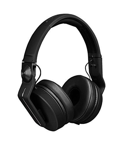 Pioneer HDJ-700-K Cuffie Professionali Dinamiche per DJ - Nero/Black