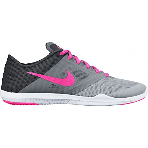 Nike Studio Training Women Wlf Gry/Pnk Blst-Cl Gry-Anthrc