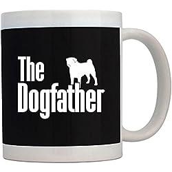 Teeburon The dogfather Pug Taza