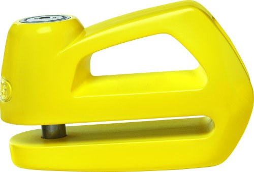 Abus 10559686 Element 290 Bremsscheibenschloss, gelb