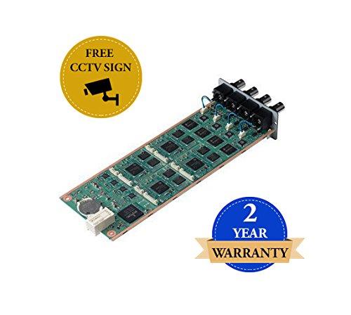 Cctv-video-encoder (SS192 - SAMSUNG SPD-400B 4 Kanal Netzwerk Encoder-Blade ZUR VERWENDUNG MIT SPE-1600R CCTV-SICHERHEIT)