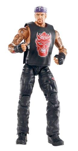 Mattel WWE Collector Elite Serie 18ABA Flashback Undertaker Figur (Tna Wwe Spielzeug)
