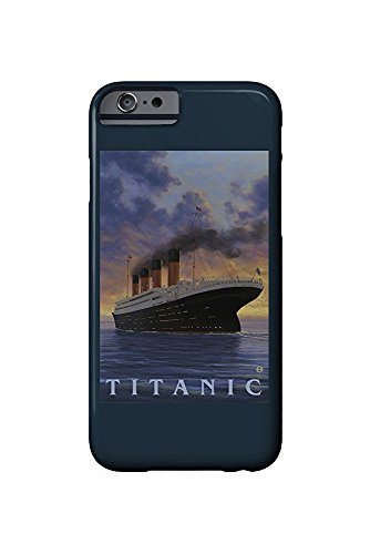 Titanic - White Star Line (iPhone 6 Cell Phone Case, Slim Barely There) 6 Cell White Star
