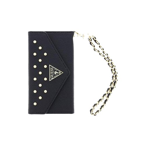 Guess GUCLTP6LSTB iPhone 6 PLUS Studded Collection Black