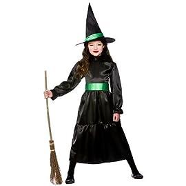 Wicked Costumes – Costume da strega per bambina 7bb37647fc09