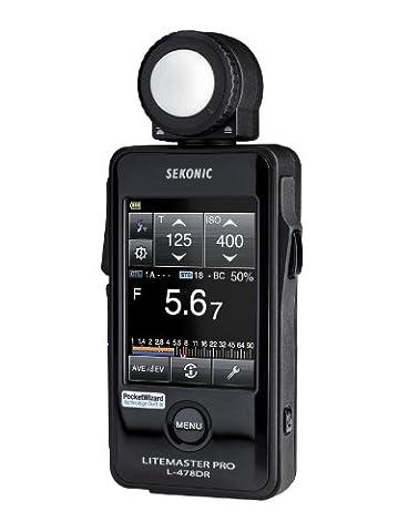 Sekonic LiteMaster Pro Belichtungsmesser mit Touchscreen und