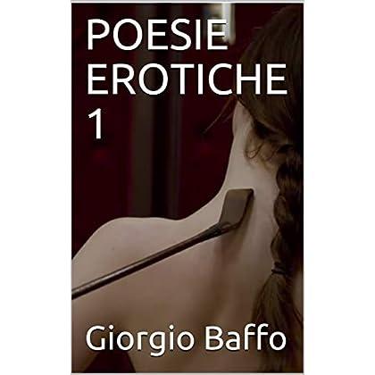 Poesie Erotiche 1 (Poesia Vol. 21)