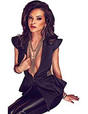 New nero Cap Sleeve Peplum top Club Wear top abbigliamento casual vestiti taglia M UK 10–12EU 38–40