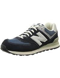 New Balance NBML574DNAD12 - Zapatillas para hombre, color azul, talla 42.5