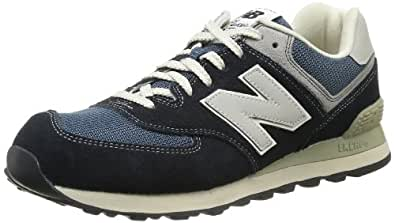 New Balance  NBML574DNAD12, Herren Sneaker, Blau - Navy - Größe: 40.5