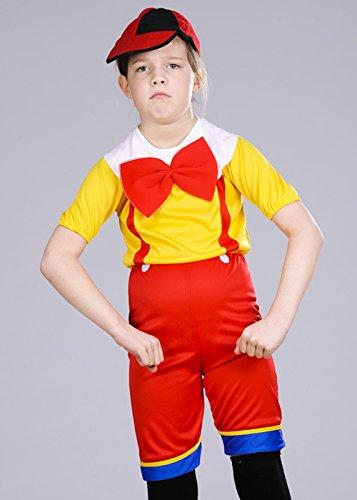 Tweedle Tweedle Dee Dum Kostüm (Kinder Größe Tweedle Dum oder Dee Style Kostüm Large (9-11)