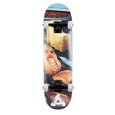 Palace Skateboards Chewy Cannon Pro Interiors Complete Skateboard 21,3 cm